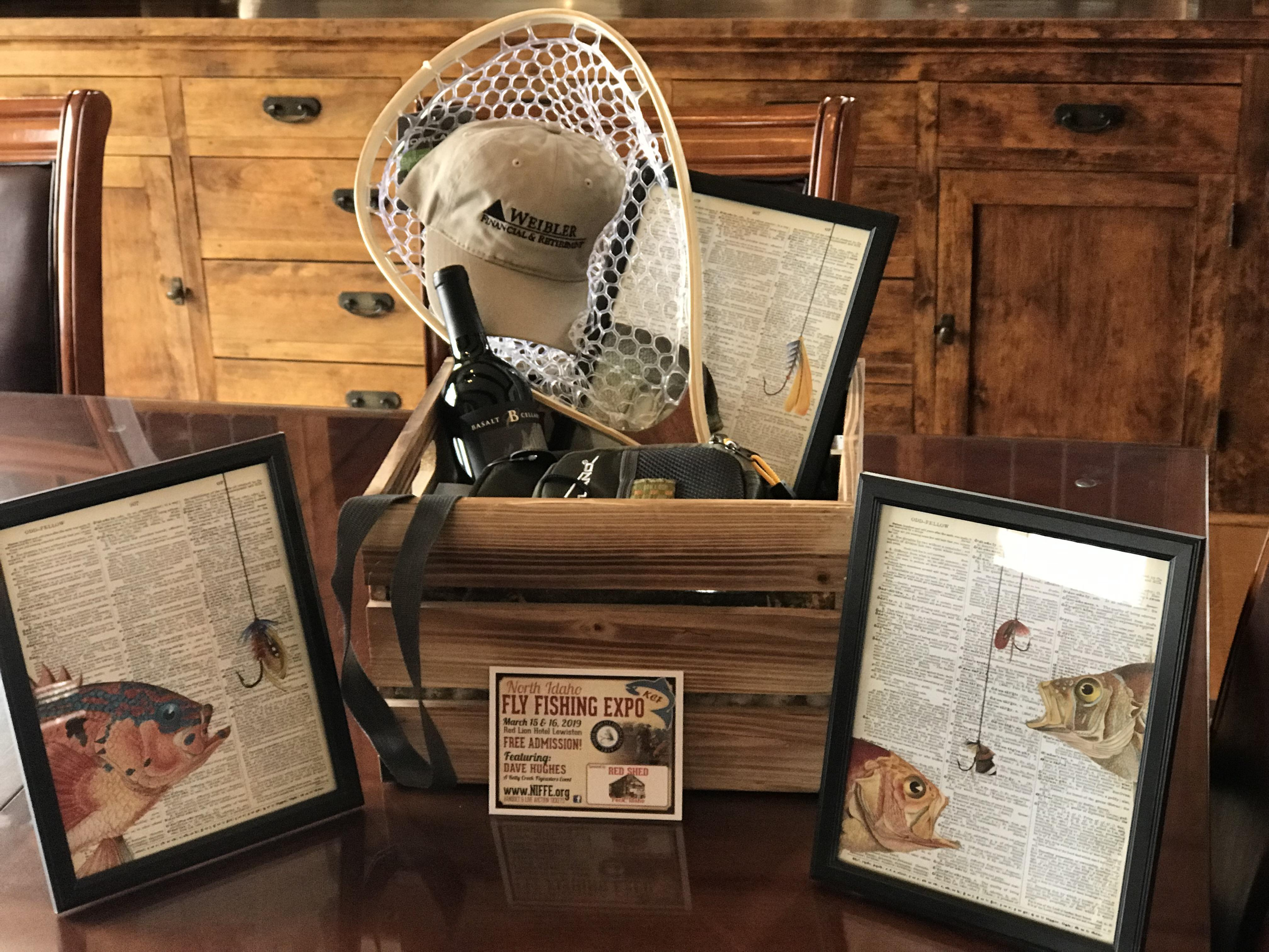 2019 NIFFE SILENT AUCTION DONATION